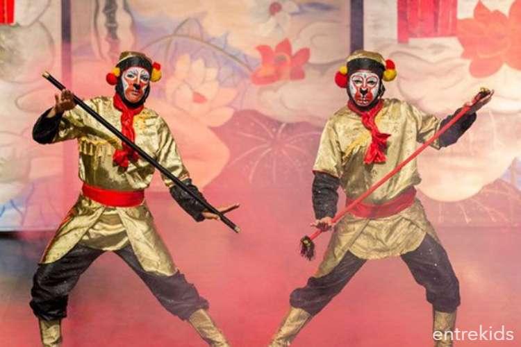 Wukong, El Gran Viaje del Rey Mono