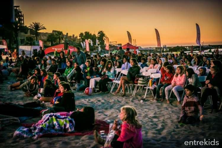 Security Movietour: Ciclo de Cine Gratuito en la Playa