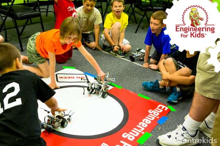 Summercamp EFK - Ingeniería robótica lego