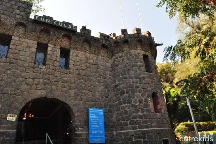 Funicular en Parquemet