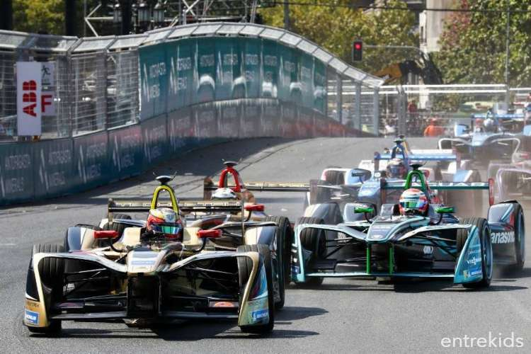 Formula E Championship en Santiago