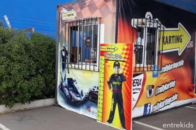 Ven a correr en Rally Kart Coquimbo!