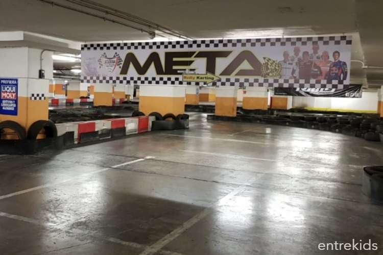 Ven a correr en Rally Kart Concepción!