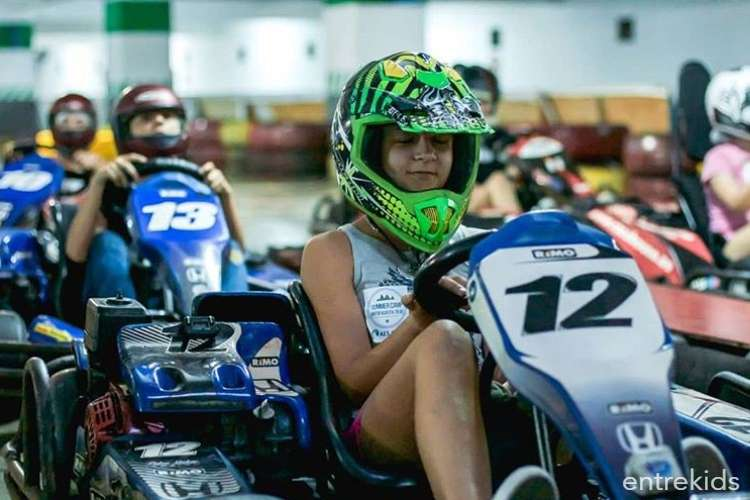 Ven a correr en Rally Kart Las Rejas!