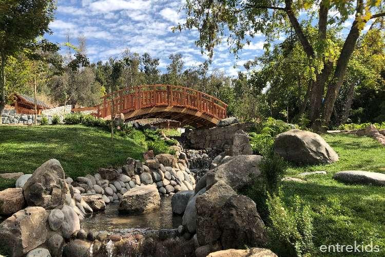 Visita el Jardín Japonés del Parque Metropolitano