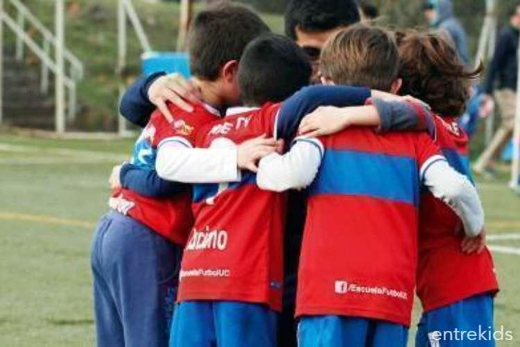 Campamento de Fútbol UC - Verano 2019