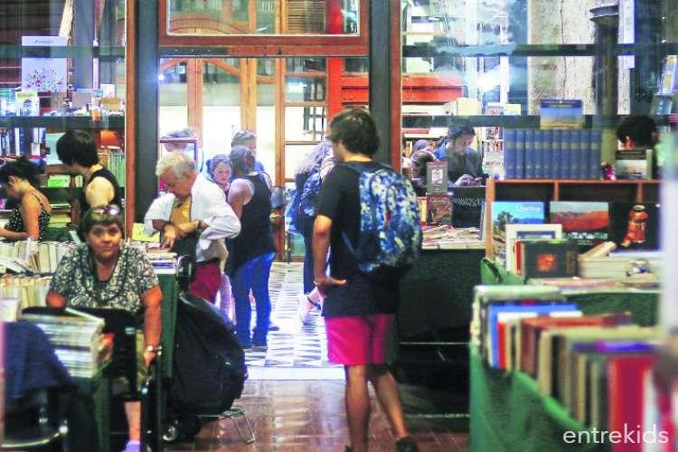 Feria del Libro Usado Santiago