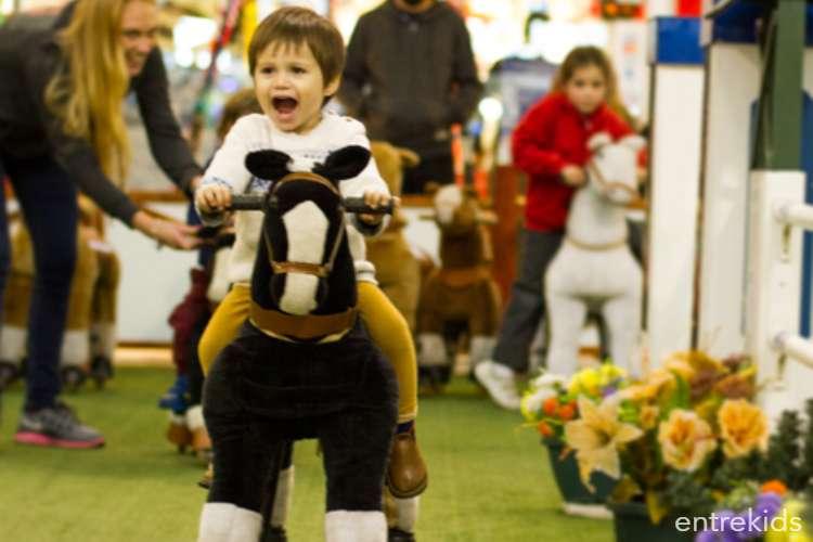Ven a  conocer Riding Park del Mall Sport