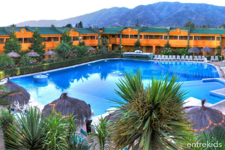 Visita el Resort Rosa Agustina