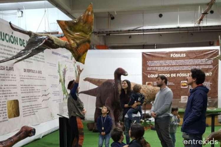 Bigbang Park - Conoce los dinosaurios en tamaño real