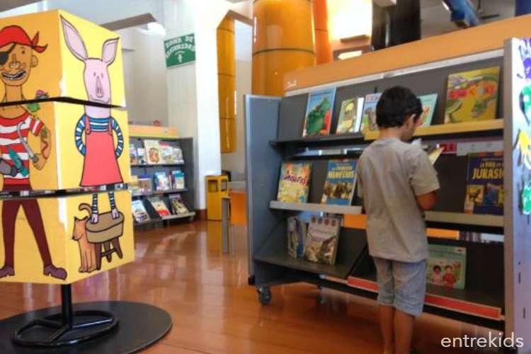 Conoce la Biblioteca de Santiago