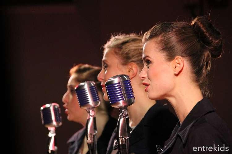 Clases mensuales de canto para jóvenes