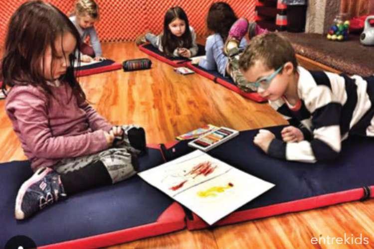 Taller de Iniciación artística mensual para niños