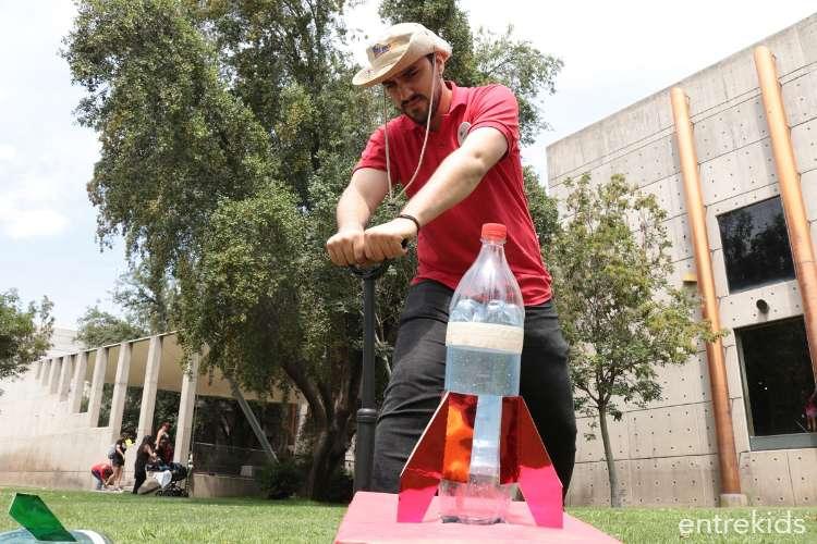 Juegos y experimentos con Agua en el MIM