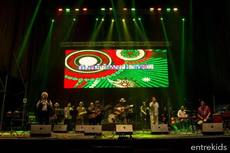 """Festival """"Raíces"""" en Maipú"""