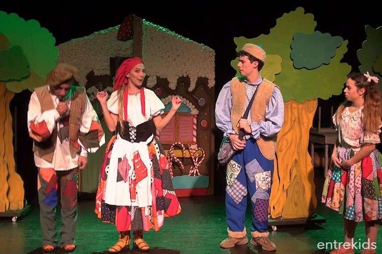 """Teatro Infantil """"Hansel y Gretel"""""""