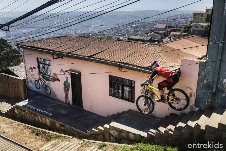 Red Bull Valparaíso Cerro Abajo 2019