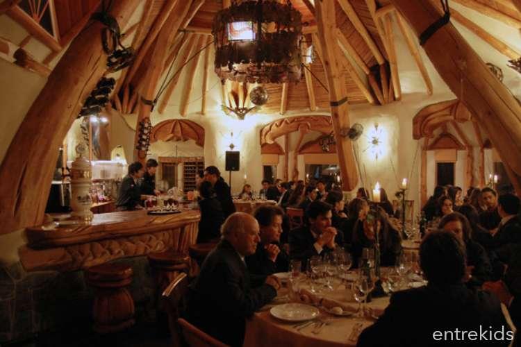Restaurant Casa Bosque