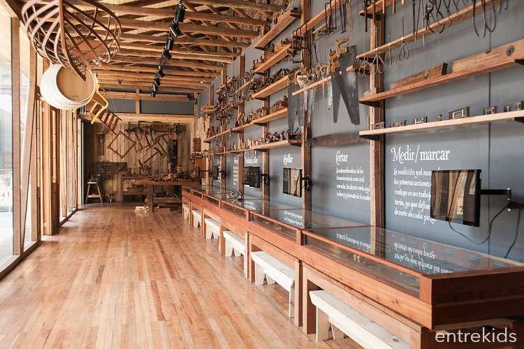 Visita el Museo Taller