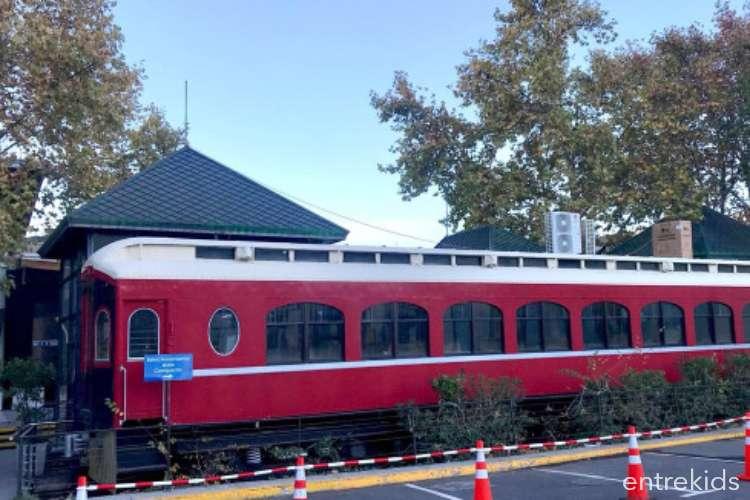 Tren Uncle Flectch - La Dehesa