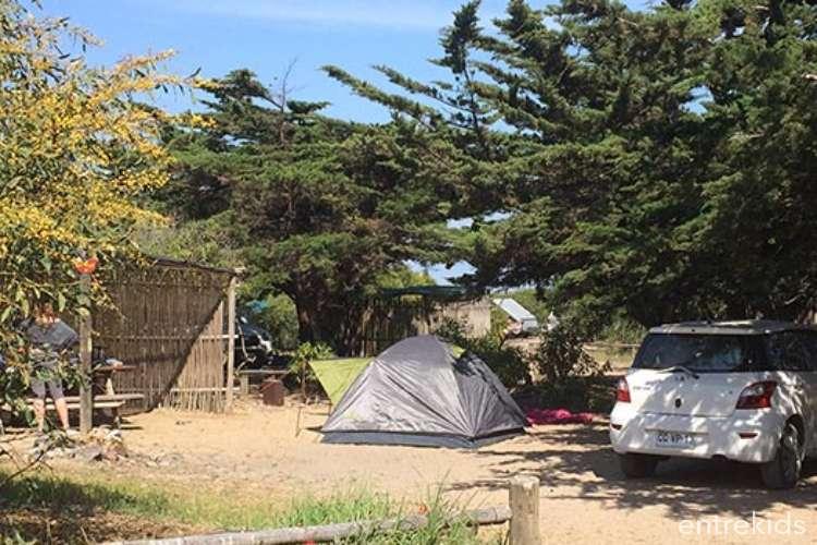 Camping Chivato Los Molles