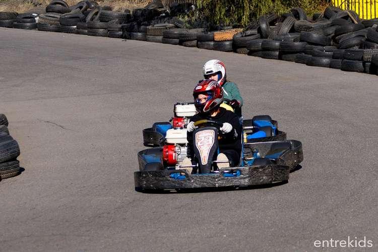 Go Karts - La Reina