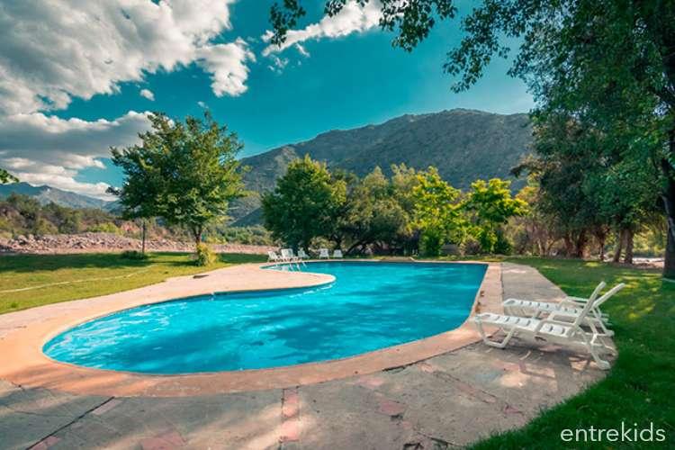 Parque del Agua - Cajón del Maipo