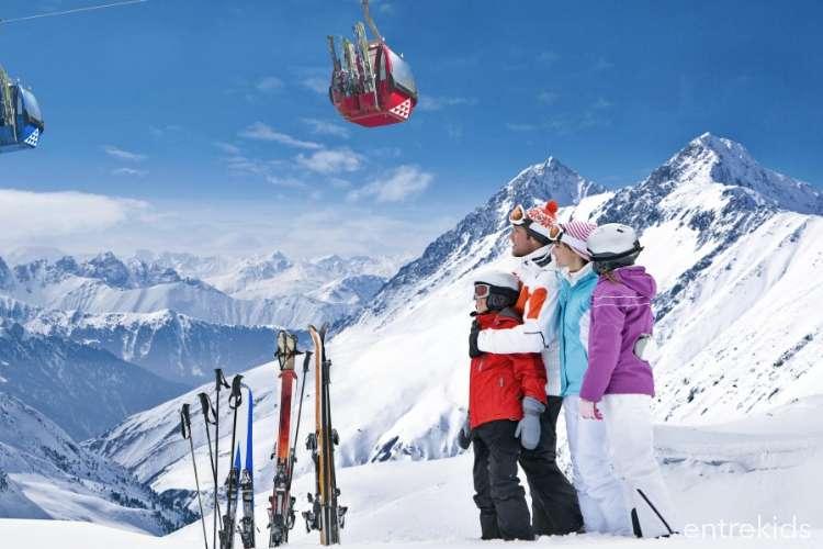 Valle Nevado - Centro de Ski, Cabalgatas, Randonee
