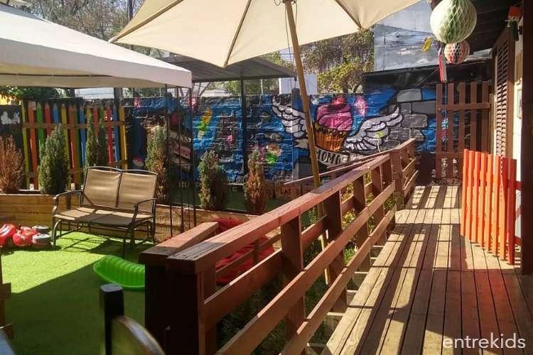 Juegos y delicias en Momo Coffee & Play