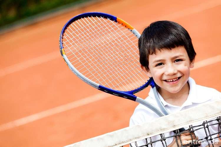 Clases de tenis para niños - Etapa Iniciación