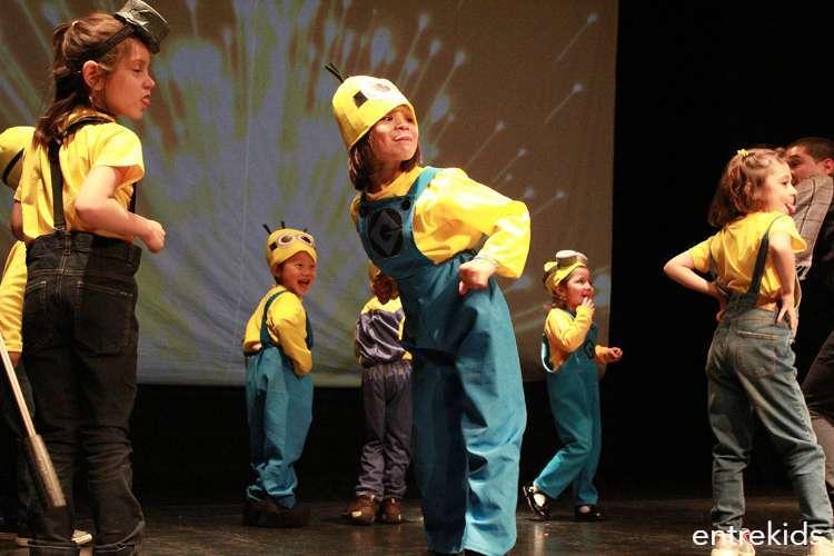 Clase de Prueba para Taller Teatro Musical