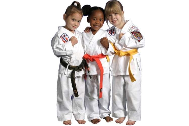Taekwondo ATA para niños