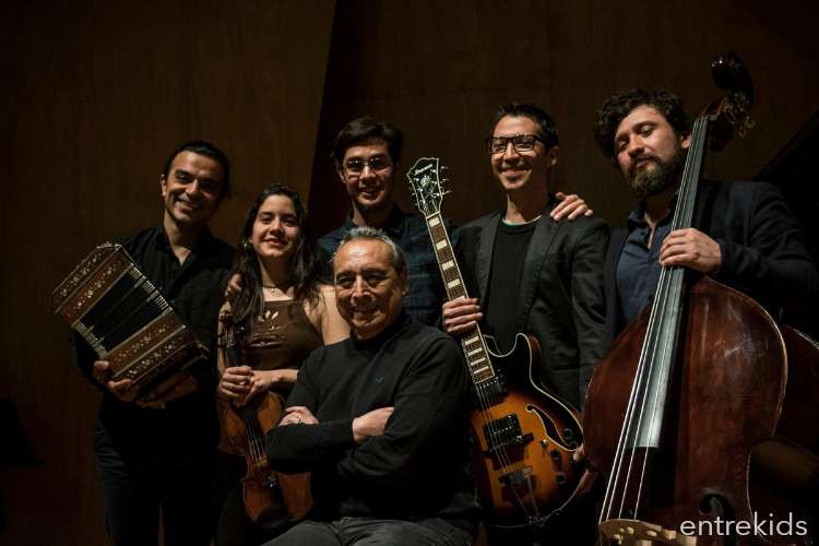 Tango en Parquemet: Quinteto Del Revés.