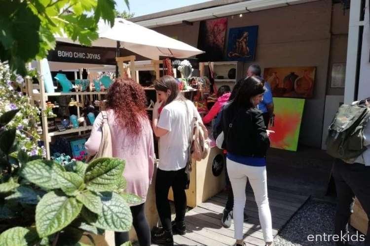 Mercado Vita en Barrio Italia