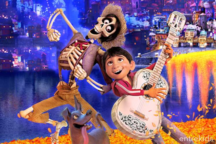"""""""Recuérdame"""": El Musical de la película Coco"""