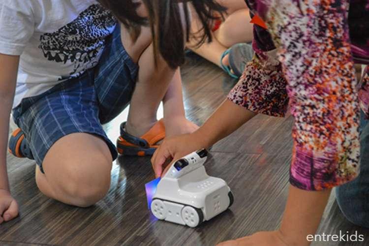 Taller de programación y robótica básica