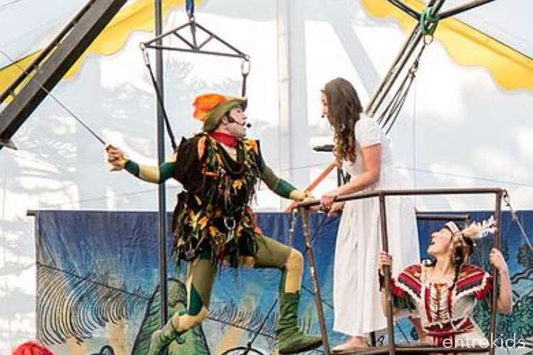 El Circo de los juguetes - Otoño en las Plazas