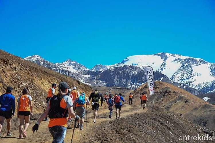 Climbing Tour en el Valle del Yeso