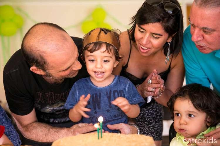 Las mejores fotos de cumpleaños con Arrurrú Fotos