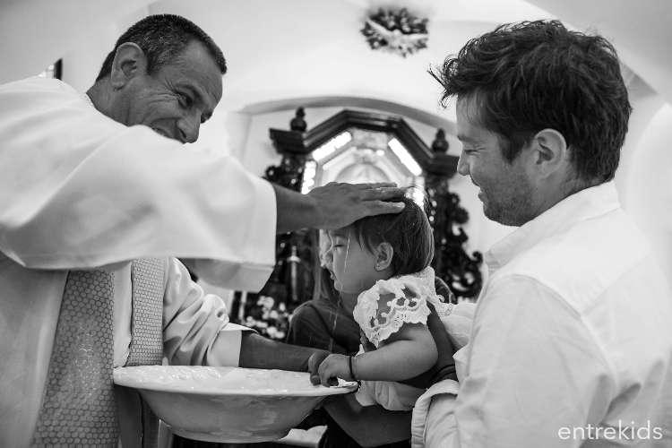 Las mejores fotos de bautizo con Arrurrú Fotos