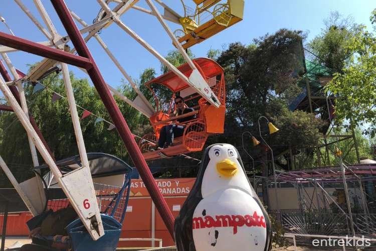 Entrada a Mampato Lo Barnechea - Parque de Diversiones