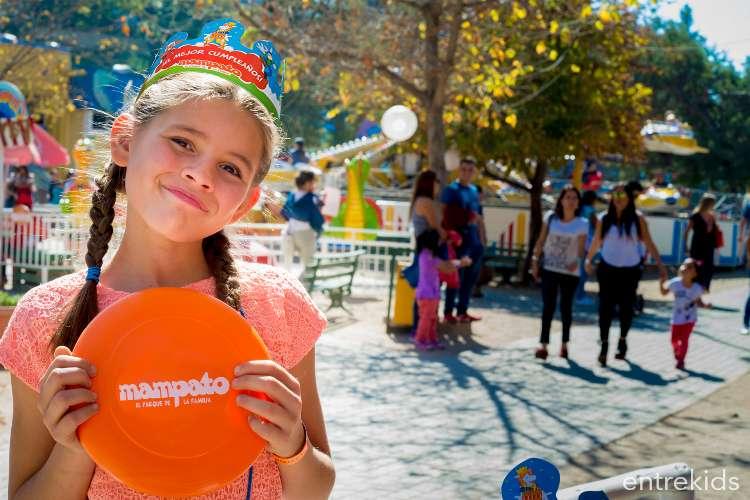 Celebra tu cumpleaños en Mampato Lo Barnechea