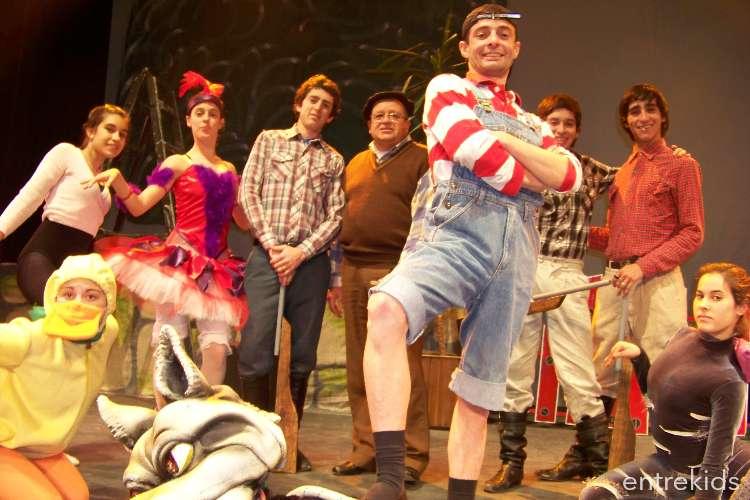 Teatro Infantil: Pedrito y el Lobo.