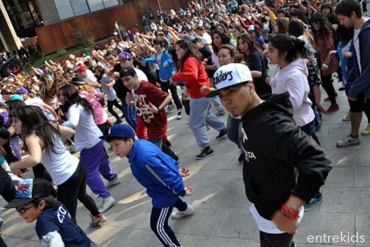 Día de la Danza en el GAM