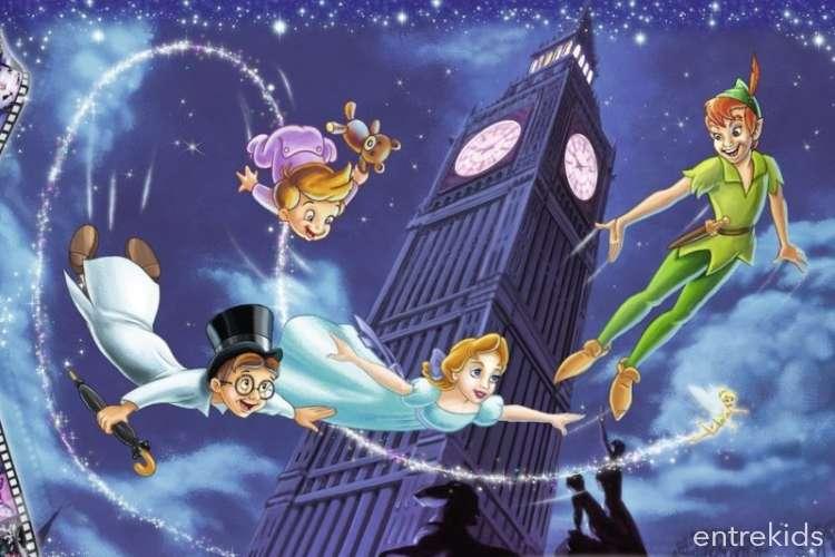 Cine en Vitacura + Cabritas: Peter Pan