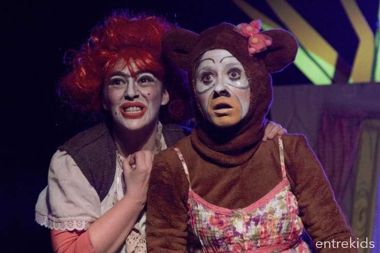 Teatro infantil: Cuidado con los cretinos