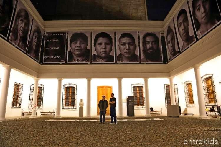 Exposición Amerindia en Museo Chileno de Arte Precolombino