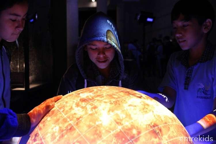 Festival Cosmofest, astronomía y música en el MIM