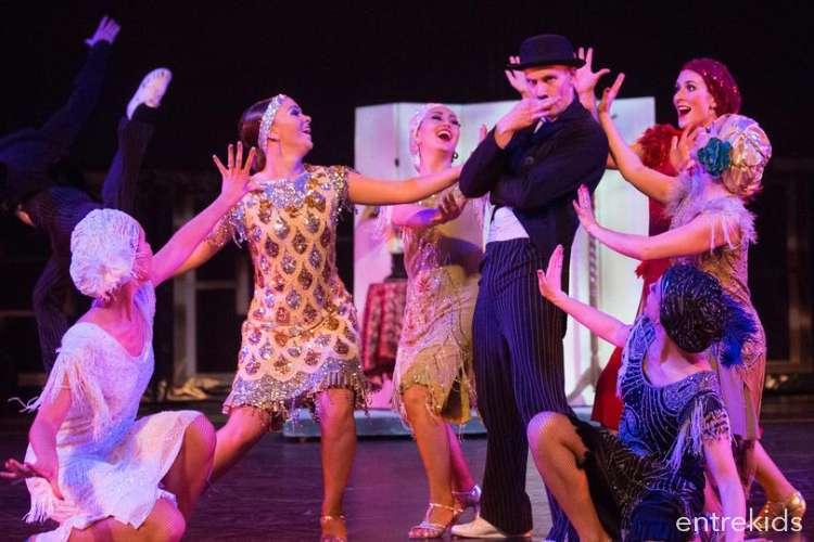 Día Internacional de la Danza en Ñuñoa