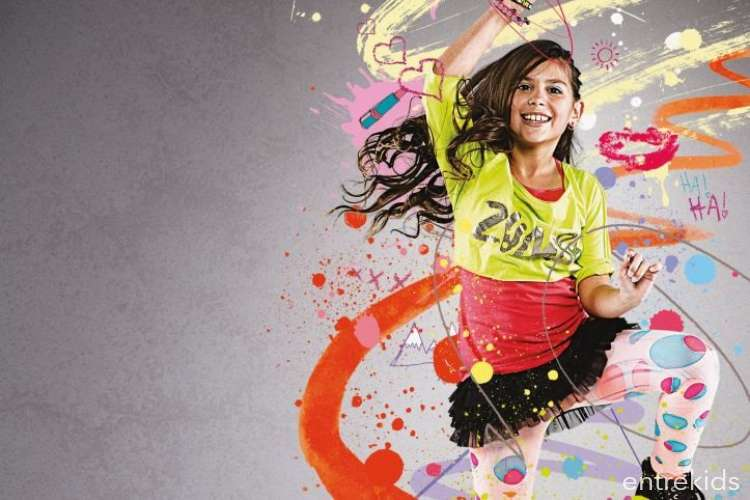 Zumba Kids en After School La Guarida Secreta